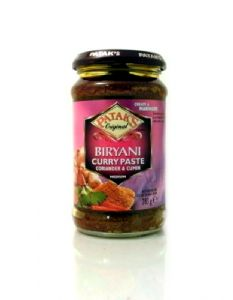 Pataks Biryani Spice Paste | Buy Online at The Asian Cookshop.